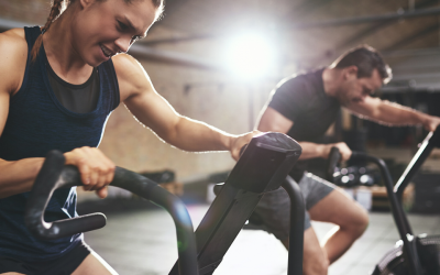Cardio and endurance training for hikers