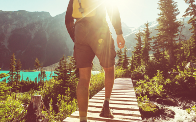 The best exercises to train for hiking